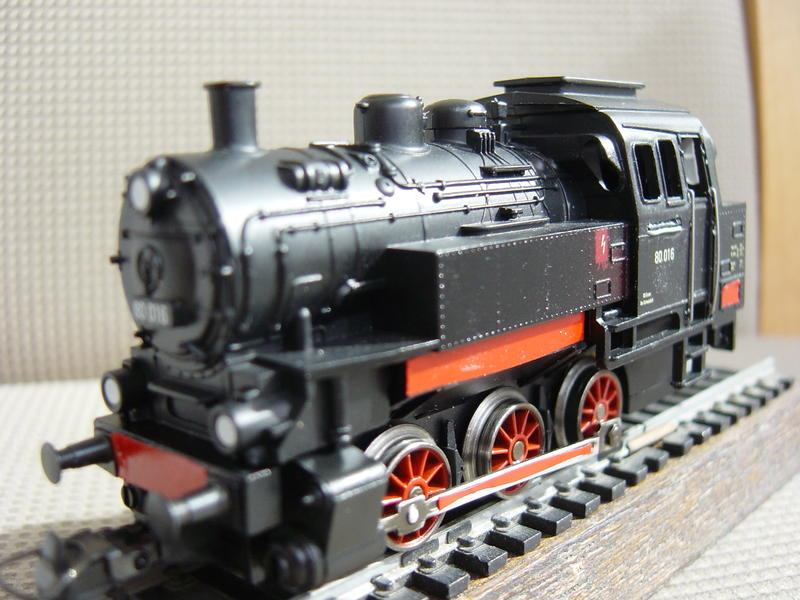Tenderlok BR 80 (MÄRKLIN) 19803217jv