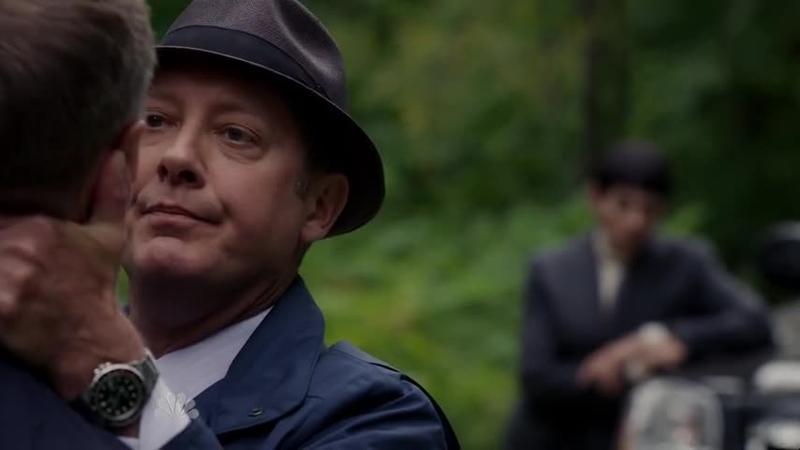 Raymond Reddington (Blacklist) has a new watch ?