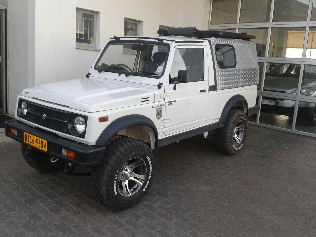 Suzuki Sj For Sale South Africa