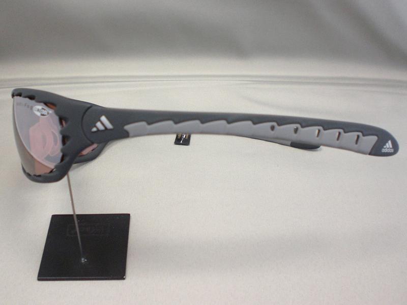 original adidas sonnenbrille a 147 farbe 6050 schwarz grau. Black Bedroom Furniture Sets. Home Design Ideas