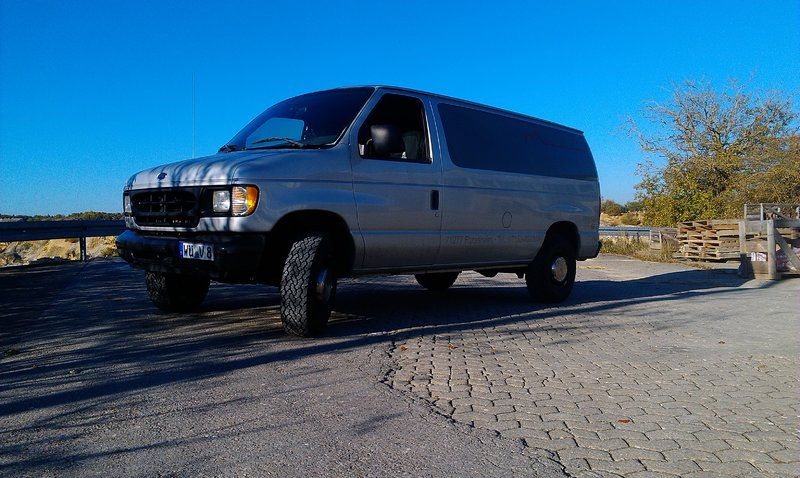 Ford E350 Van Tire Size >> Tire Size 225 Or 245 On 2wd E250 Sportsmobile Forum