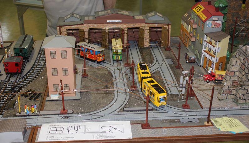 Historische Modellbahnen in Berlin 2014 am Sa 25. und So 26.10.2014 19929244tk
