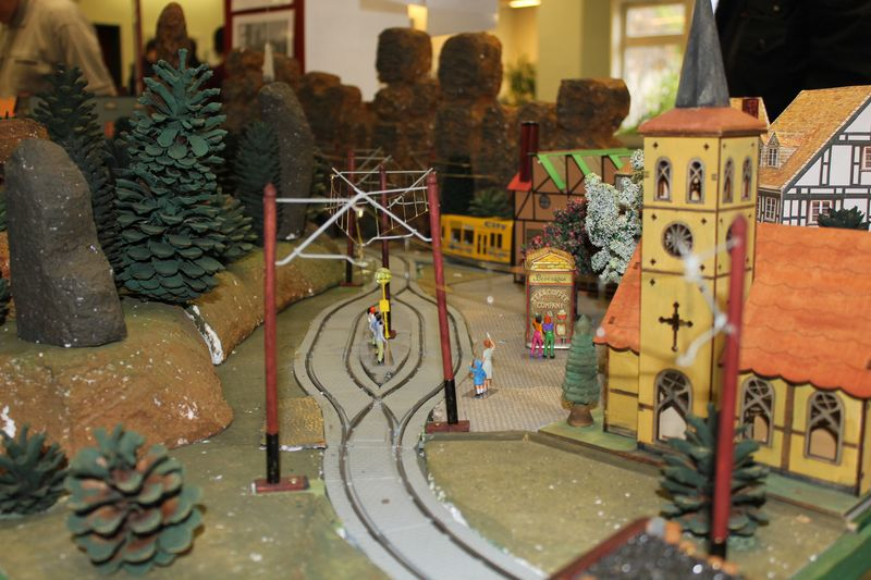 Historische Modellbahnen in Berlin 2014 am Sa 25. und So 26.10.2014 19929246cq