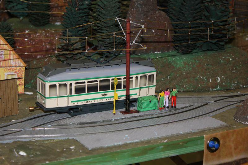 Historische Modellbahnen in Berlin 2014 am Sa 25. und So 26.10.2014 19929249yl