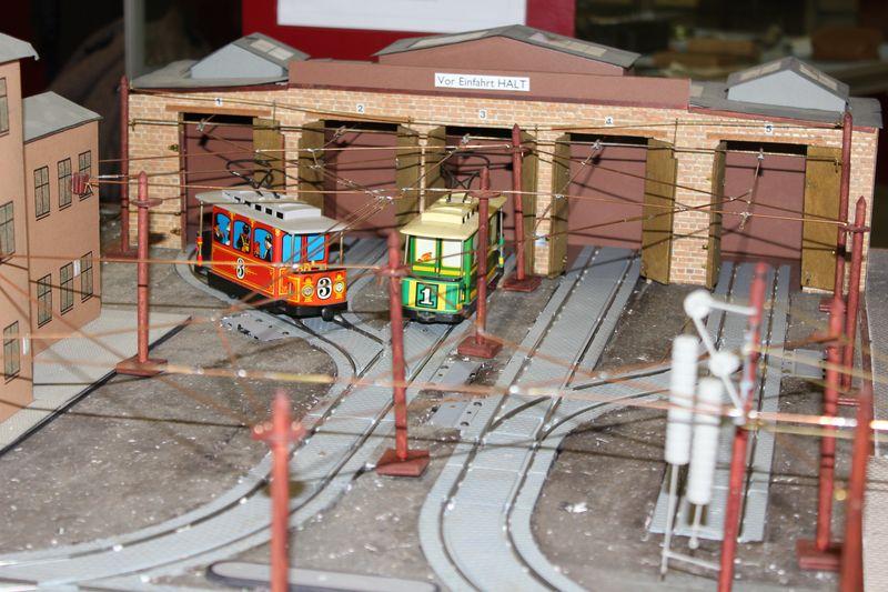 Historische Modellbahnen in Berlin 2014 am Sa 25. und So 26.10.2014 19929250ir