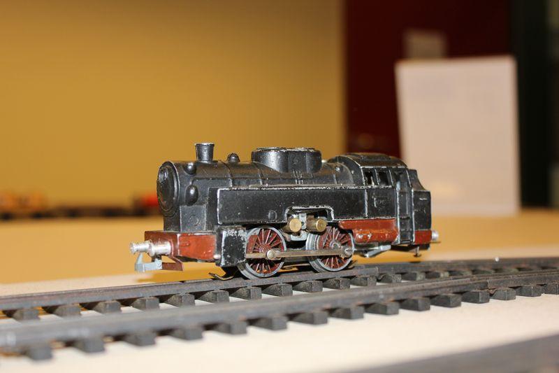 Historische Modellbahnen in Berlin 2014 am Sa 25. und So 26.10.2014 19929279vq