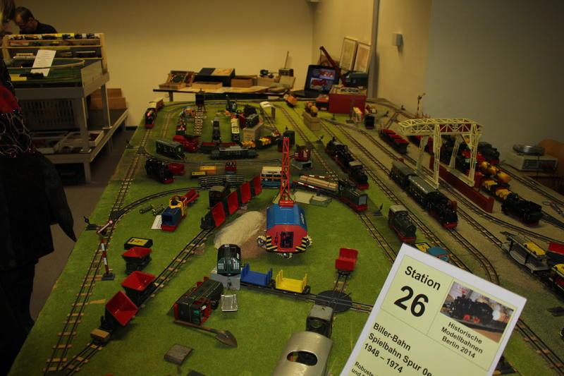 Historische Modellbahnen in Berlin 2014 am Sa 25. und So 26.10.2014 19929282ah