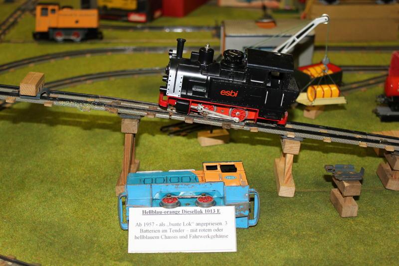 Historische Modellbahnen in Berlin 2014 am Sa 25. und So 26.10.2014 19929283qb