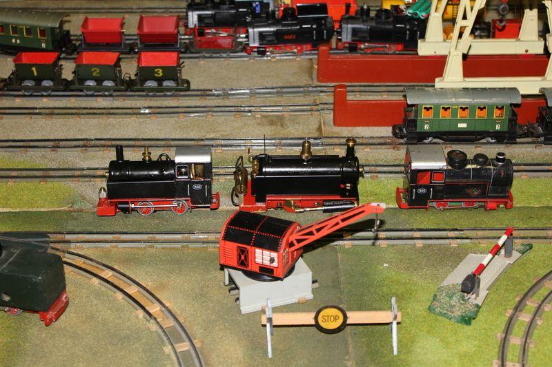Historische Modellbahnen in Berlin 2014 am Sa 25. und So 26.10.2014 19929284cy