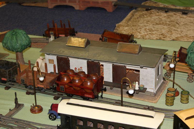 Historische Modellbahnen in Berlin 2014 am Sa 25. und So 26.10.2014 19929353or