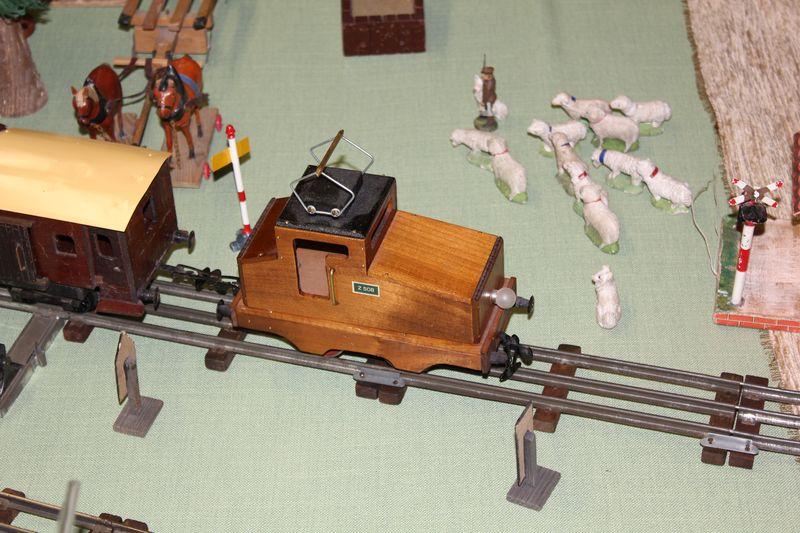 Historische Modellbahnen in Berlin 2014 am Sa 25. und So 26.10.2014 19929382rn