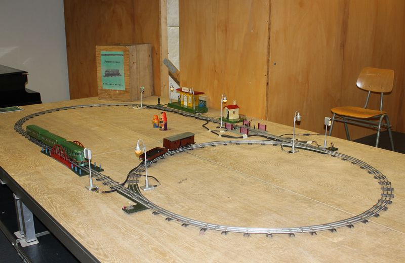 Historische Modellbahnen in Berlin 2014 am Sa 25. und So 26.10.2014 19929385ye