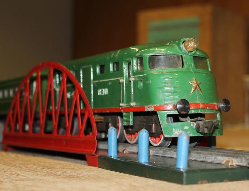 Historische Modellbahnen in Berlin 2014 am Sa 25. und So 26.10.2014 19929386yn