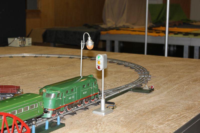 Historische Modellbahnen in Berlin 2014 am Sa 25. und So 26.10.2014 19929462gc