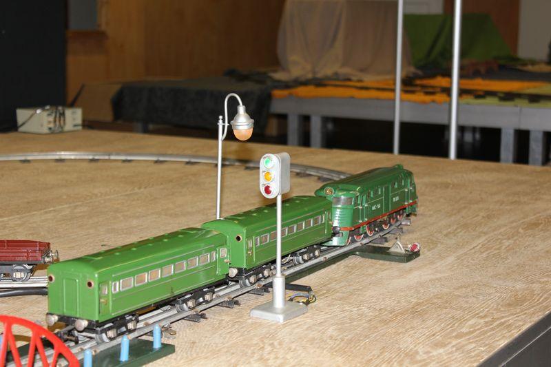 Historische Modellbahnen in Berlin 2014 am Sa 25. und So 26.10.2014 19929463em