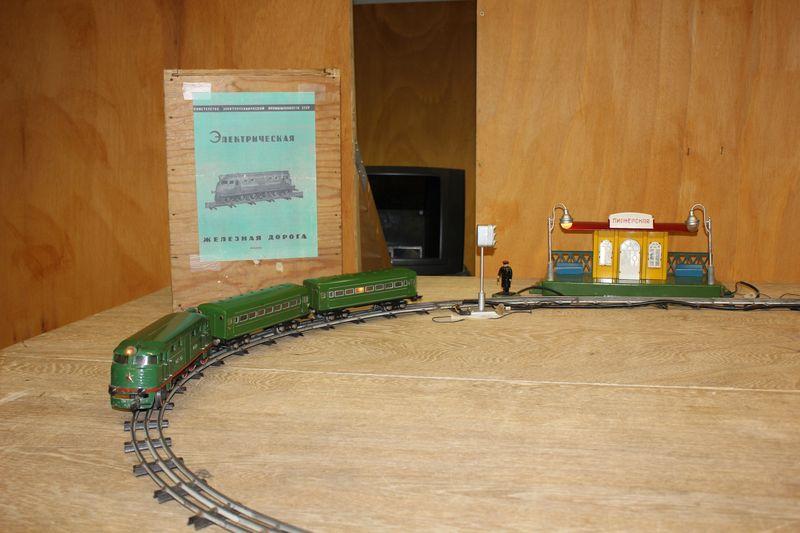 Historische Modellbahnen in Berlin 2014 am Sa 25. und So 26.10.2014 19929466os
