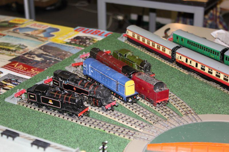 Historische Modellbahnen in Berlin 2014 am Sa 25. und So 26.10.2014 19929467qn