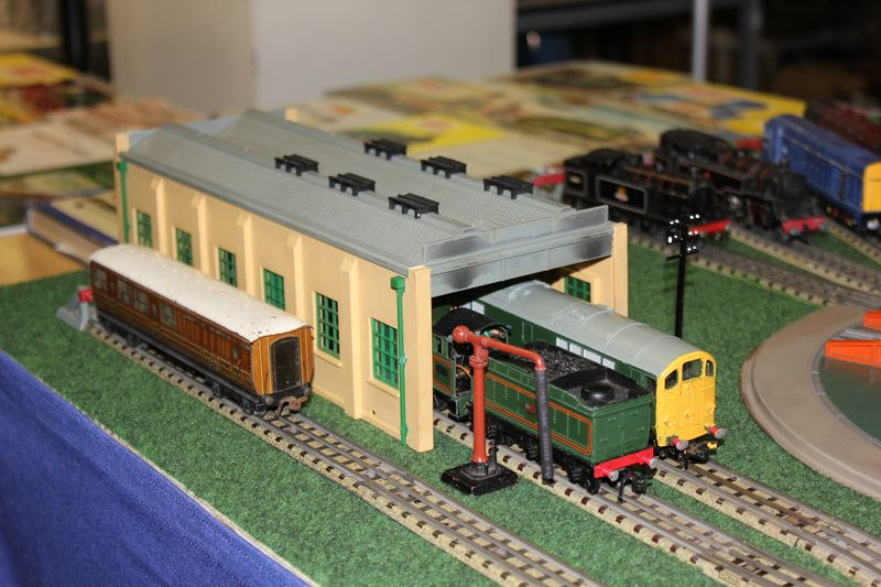 Historische Modellbahnen in Berlin 2014 am Sa 25. und So 26.10.2014 19929468cx