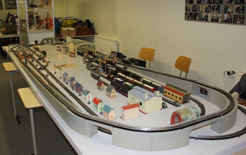 Historische Modellbahnen in Berlin 2014 am Sa 25. und So 26.10.2014 19929534hh