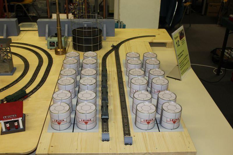 Historische Modellbahnen in Berlin 2014 am Sa 25. und So 26.10.2014 19929536yh