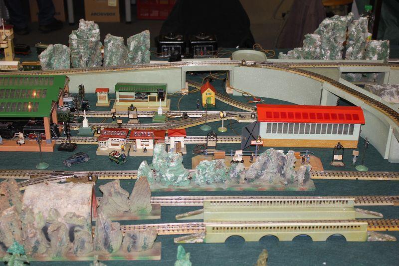Historische Modellbahnen in Berlin 2014 am Sa 25. und So 26.10.2014 19929567vz