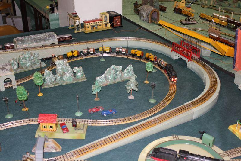 Historische Modellbahnen in Berlin 2014 am Sa 25. und So 26.10.2014 19929569ox