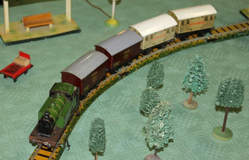 Historische Modellbahnen in Berlin 2014 am Sa 25. und So 26.10.2014 19929571no
