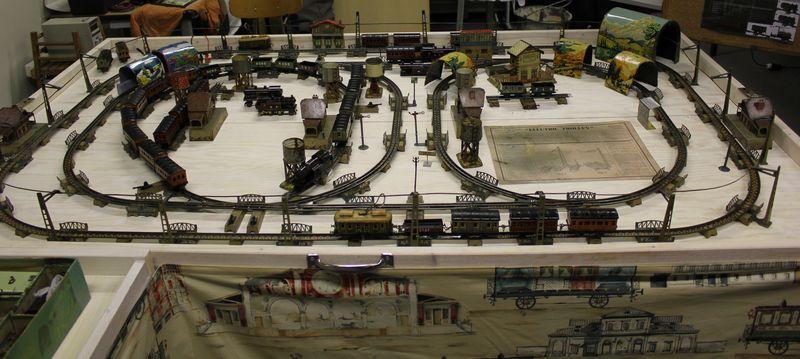 Historische Modellbahnen in Berlin 2014 am Sa 25. und So 26.10.2014 19929611ny