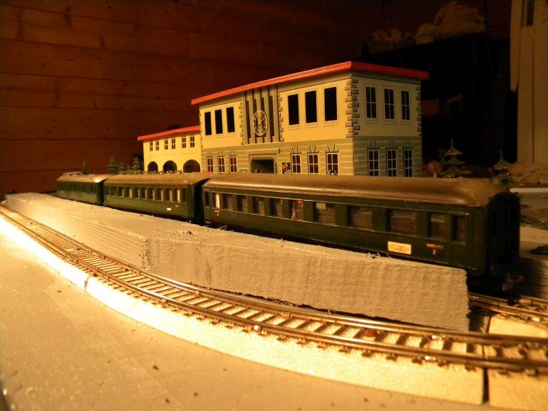 Kleinbahn Transportable Nostalgische Anlage 19985480tf