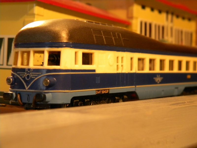 Kleinbahn Transportable Nostalgische Anlage 19985489gh