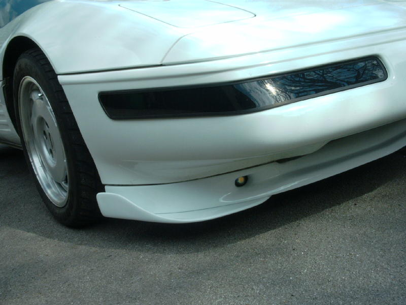 1992 Front Spoiler Corvetteforum Chevrolet Corvette