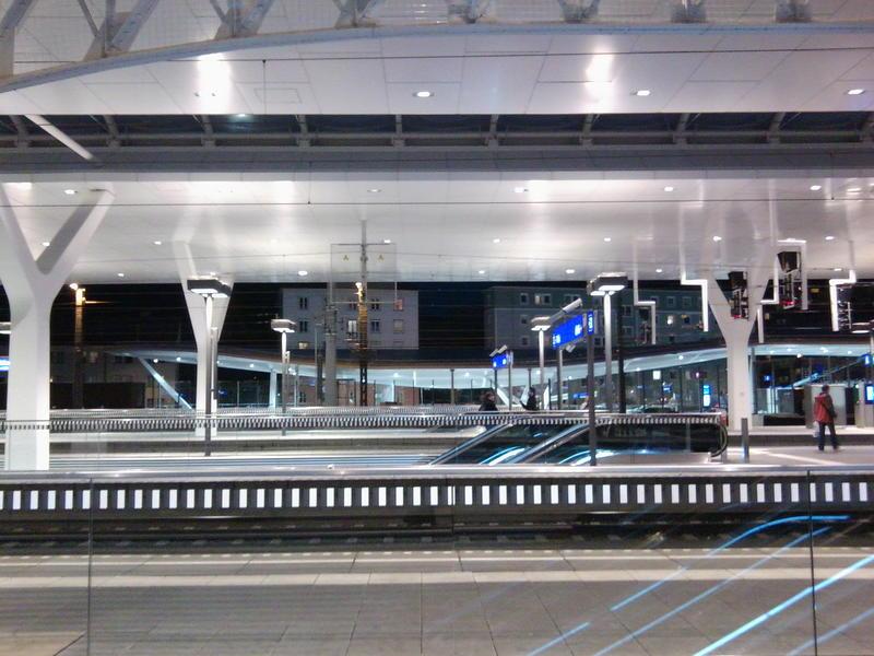 Umbau und Neugestaltung vom Salzburger Hauptbahnhof [Teil 2] 20031183uz