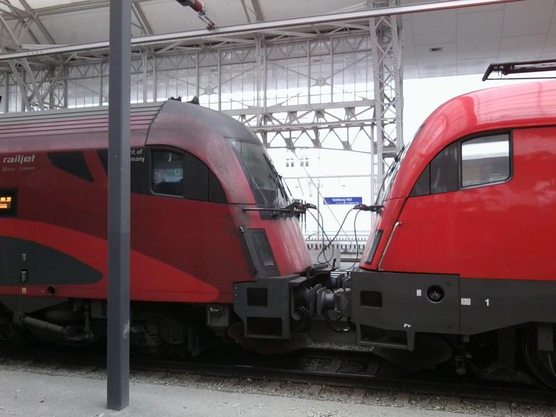 Umbau und Neugestaltung vom Salzburger Hauptbahnhof [Teil 2] 20031184qc