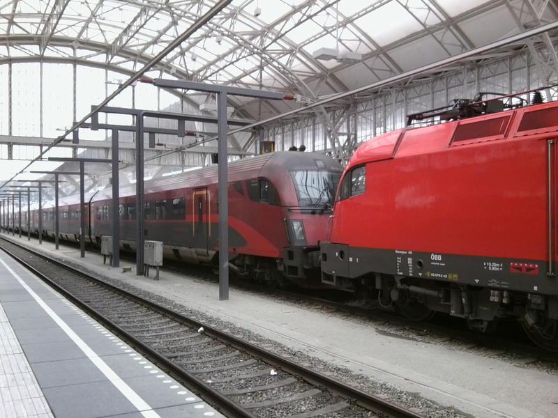 Umbau und Neugestaltung vom Salzburger Hauptbahnhof [Teil 2] 20031185tk