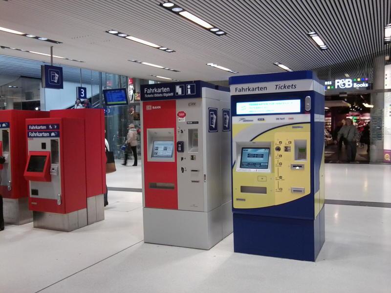 Umbau und Neugestaltung vom Salzburger Hauptbahnhof [Teil 2] 20031186jz