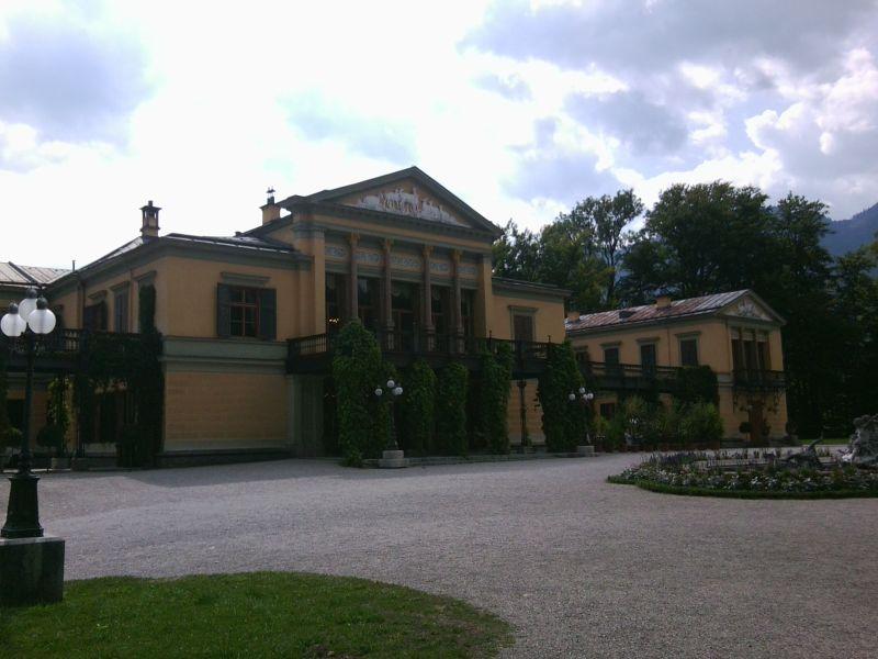 Bad Ischl - einstige saisonale Metropole der  österreichischen Monarchie 20040585kl