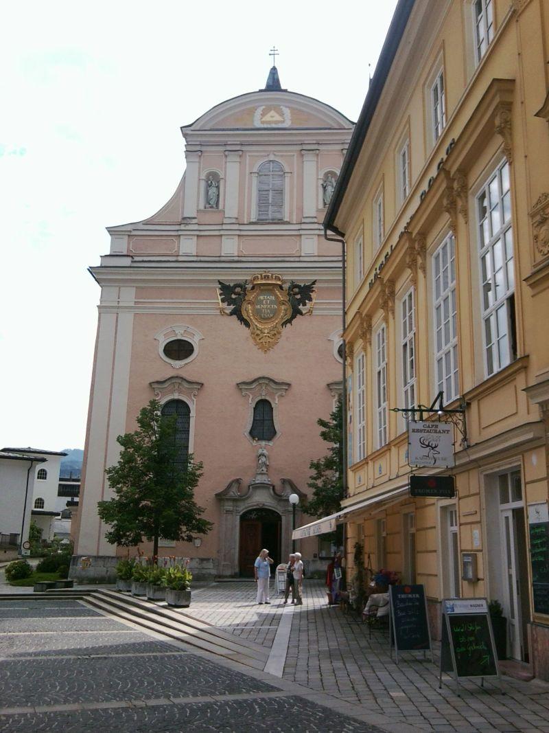 Bad Ischl - einstige saisonale Metropole der  österreichischen Monarchie 20040757os