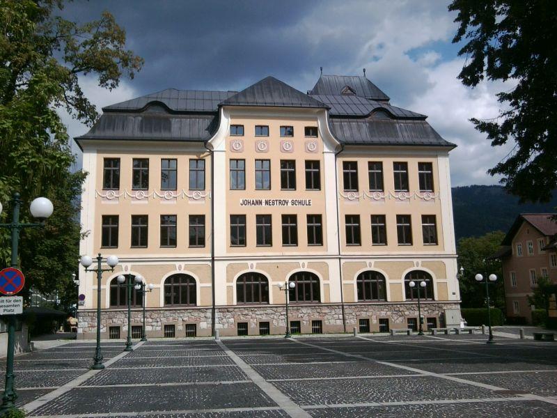 Bad Ischl - einstige saisonale Metropole der  österreichischen Monarchie 20040758no
