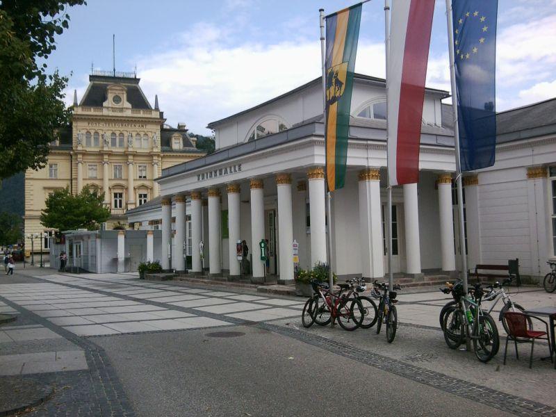 Bad Ischl - einstige saisonale Metropole der  österreichischen Monarchie 20040764pt