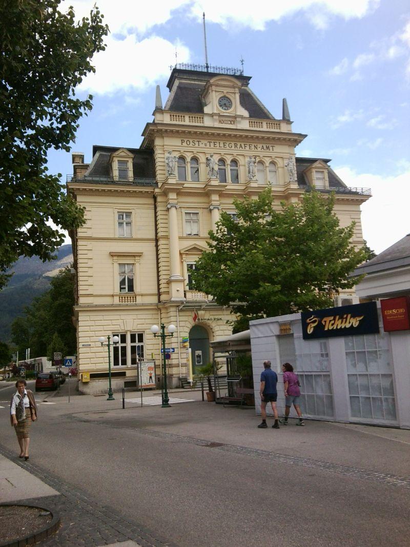 Bad Ischl - einstige saisonale Metropole der  österreichischen Monarchie 20040832yg