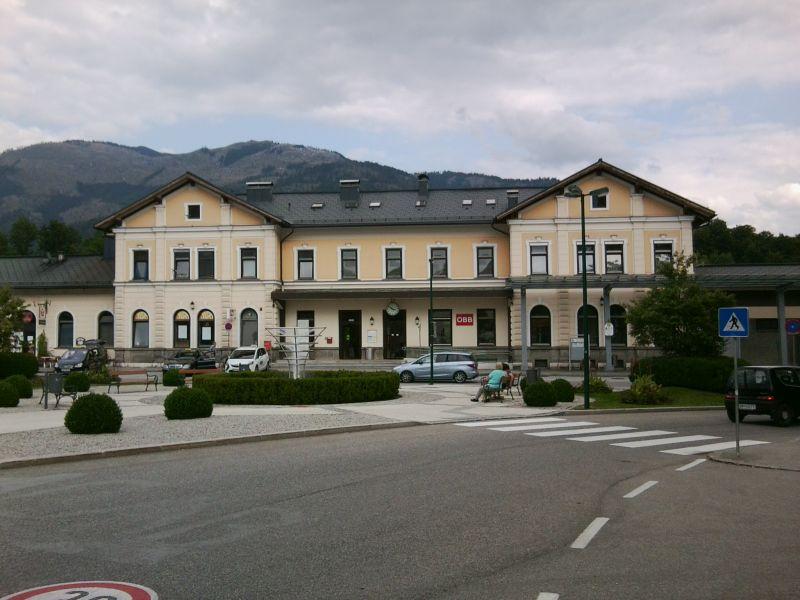 Bad Ischl - einstige saisonale Metropole der  österreichischen Monarchie 20040834mt