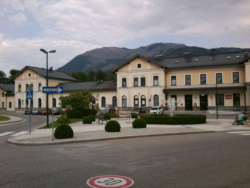 Bad Ischl - einstige saisonale Metropole der  österreichischen Monarchie 20040835kb