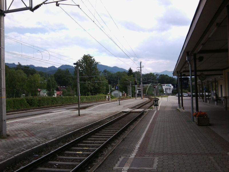 Bad Ischl - einstige saisonale Metropole der  österreichischen Monarchie 20040839jy
