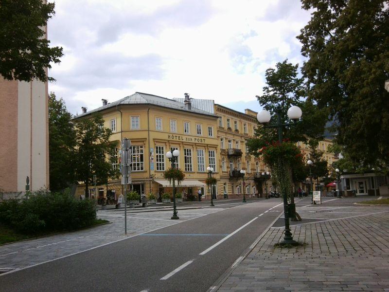 Bad Ischl - einstige saisonale Metropole der  österreichischen Monarchie 20040840zq