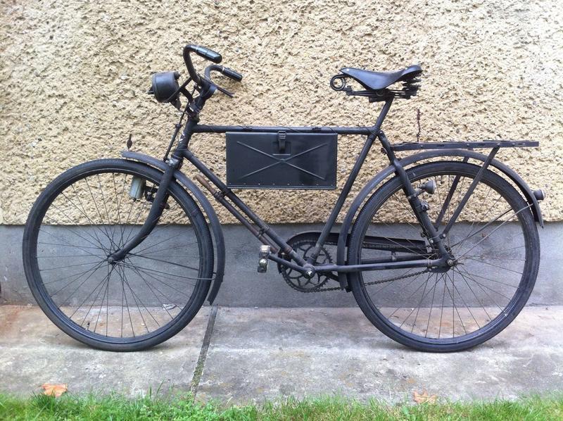 Allgemeines Forum » Oldtimer-Fahrrad gesucht!