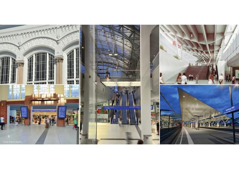 Salzburg Hauptbahnhof - Wiedereröffnung am 07.11.2014 nach Generalsanierung  20051133xz
