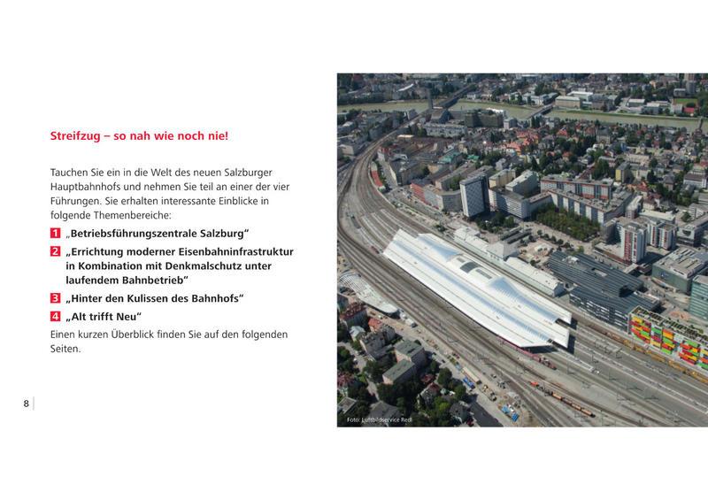 Salzburg Hauptbahnhof - Wiedereröffnung am 07.11.2014 nach Generalsanierung  20051135oa