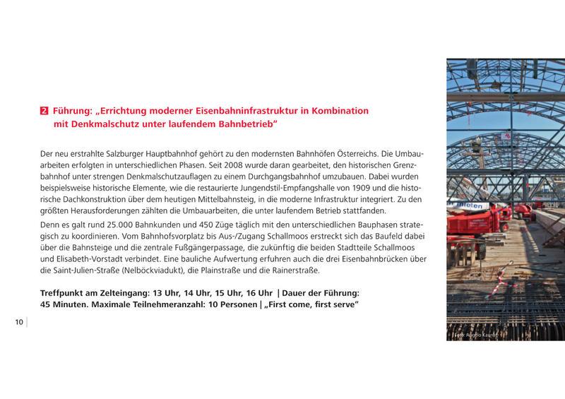 Salzburg Hauptbahnhof - Wiedereröffnung am 07.11.2014 nach Generalsanierung  20051137mg