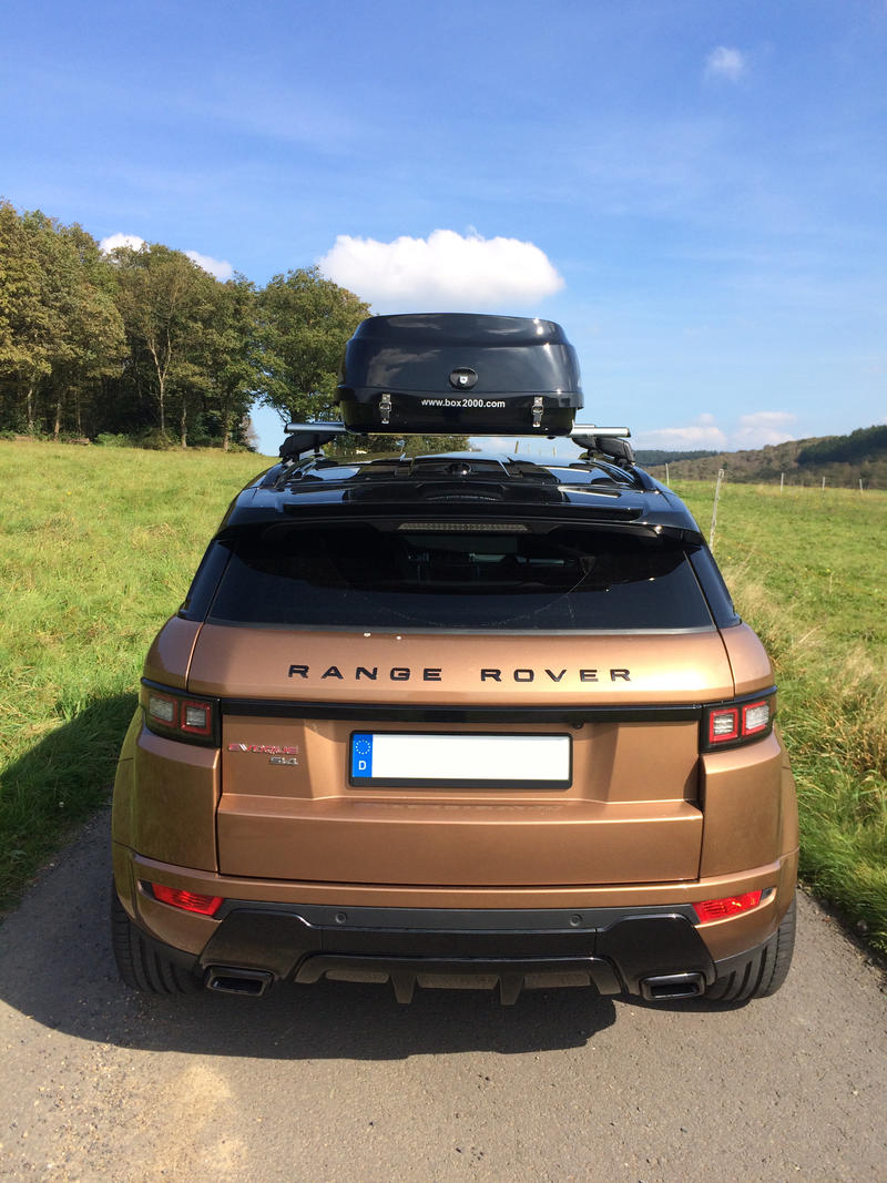 range rover evoque forum germany thema anzeigen dachbox. Black Bedroom Furniture Sets. Home Design Ideas