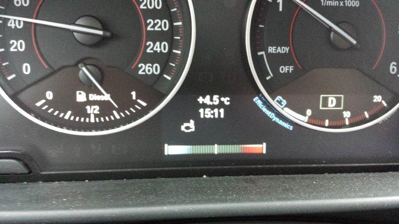 Motor temperature in BC possible? [Archive] - Bimmerfest